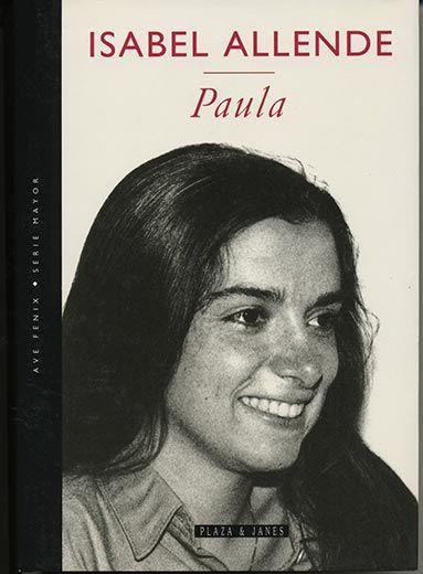 Paula. Este es el 1º libro que leí de Isabel Allende. El tema es que había tenido el accidente hacía unos meses y estaba internada. Lectura no recomendada si estás en un hospital, je... Por lo demás, maravillosa historia!