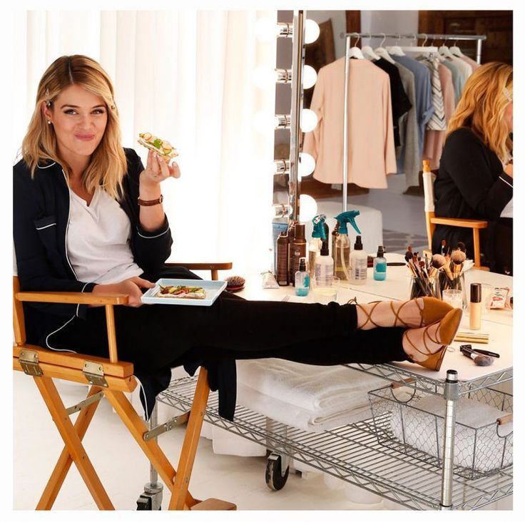 Daphne Oz has had a love affair with food for as long as she can remember.