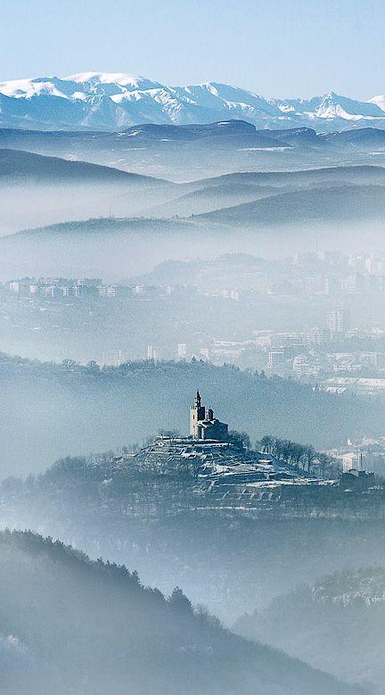 Veliko Turnovo, Bulgaria /// #travel #wanderlust