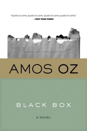 Black Box by Amos Oz.