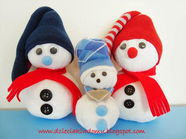 snowman - bałwanki