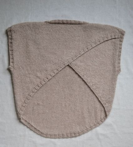 Short Row Knitting Patterns : Lauras Loop: Short Row Sweater - The Purl Bee - Knitting Crochet Sewing ...