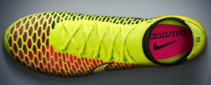 Both #Nike and #Adidas are stepping up their boot game with knitted footwear.
