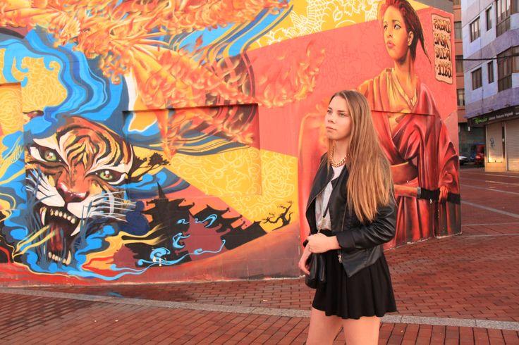 More street art found in Las Palmas