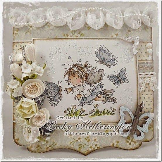 Fluttering - Becky