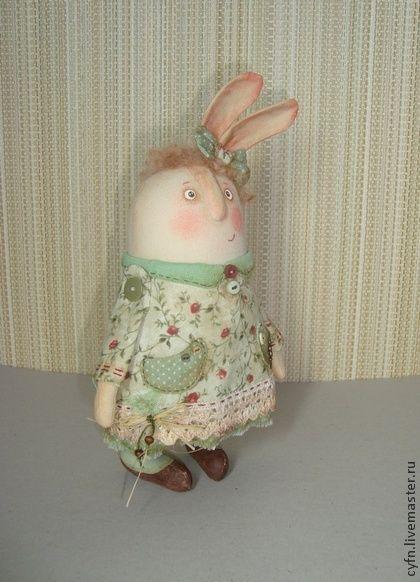 Игрушки животные, ручной работы. Ярмарка Мастеров - ручная работа Кроля. Handmade.