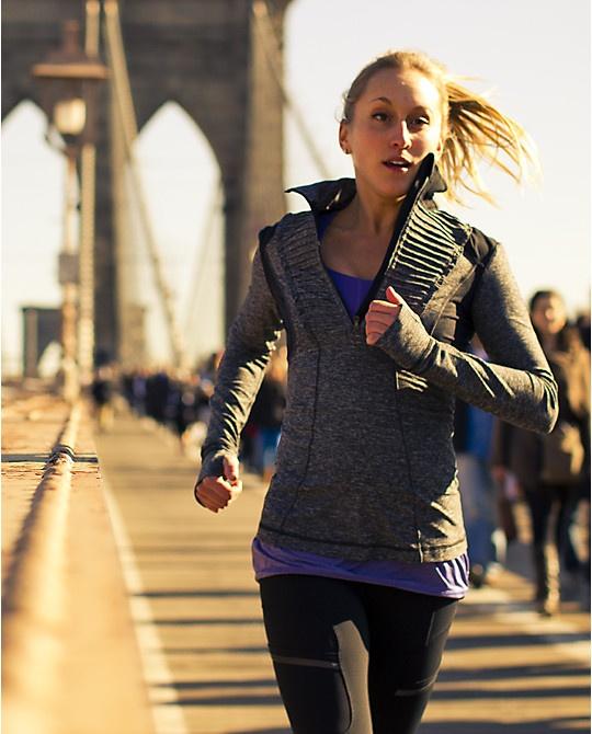 Lululemon: Running While Pretty.