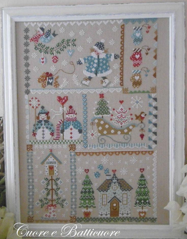 winter in quilt 4