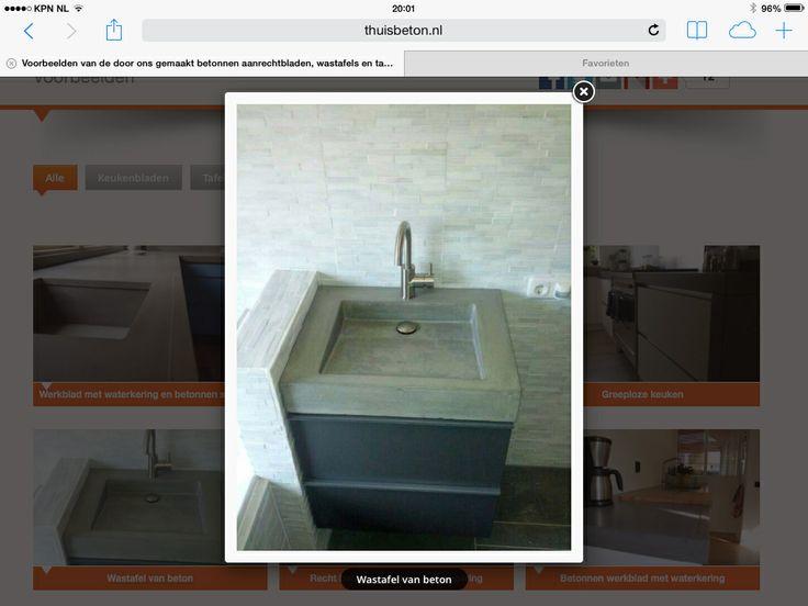 17 beste afbeeldingen over idee n voor het huis op pinterest toiletten honingraat schappen en - Behang voor toiletten ...