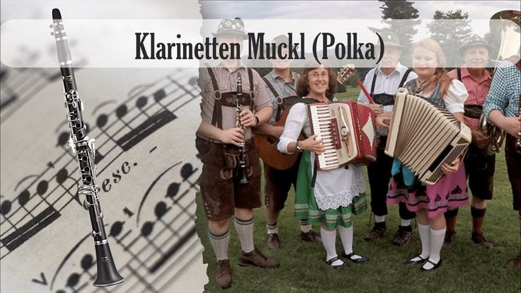 Partitura Klarinetten Muckl (Polka) Clarinete Soprano