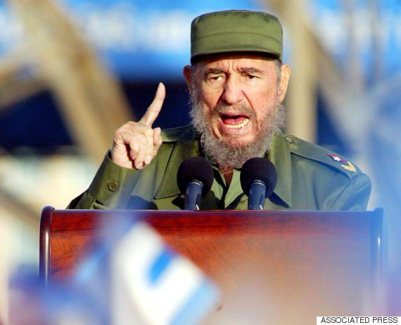 フィデル・カストロ前国家評議会議長死去 キューバの元最高指導者、90歳 20161125