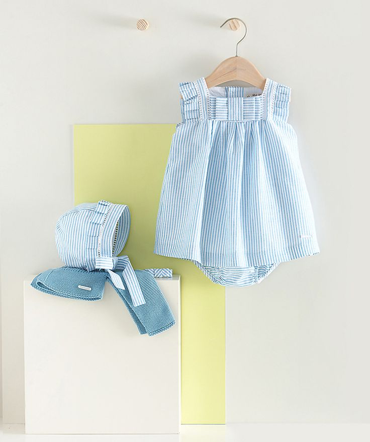 Pili Carrera baby clothes, moda bebé verano, summer clothes.