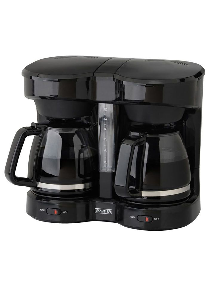 Dual Coffee Maker - Feel Good Store - Online Catalog Shopping for Well Being | Health Care Products | Joint Support | and much more!