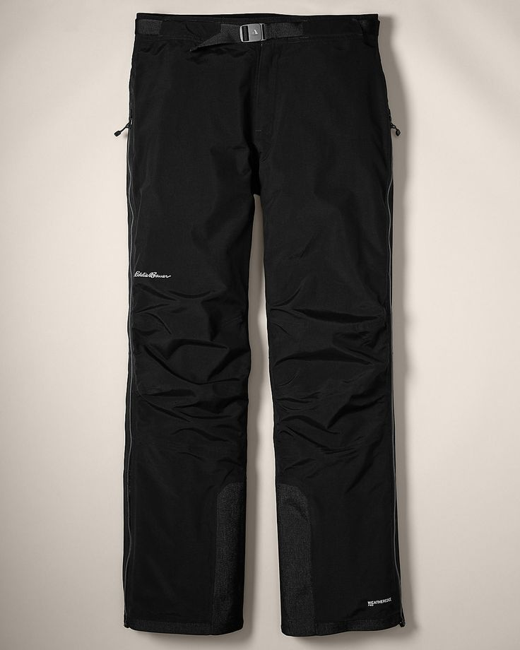 Rainier Storm Shell Pants | Eddie Bauer | Backpacking ...