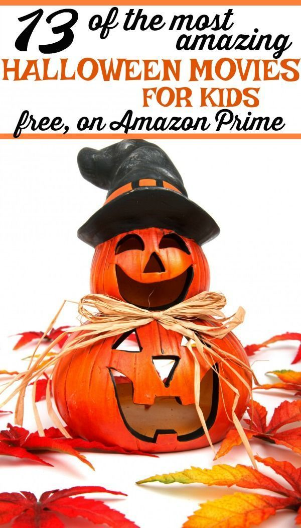 the best halloween movies for kids not scary full of fun and totally free to watch these halloween movies are the best free halloween movies on prime