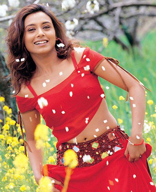Rani Mukerji in Saathiya