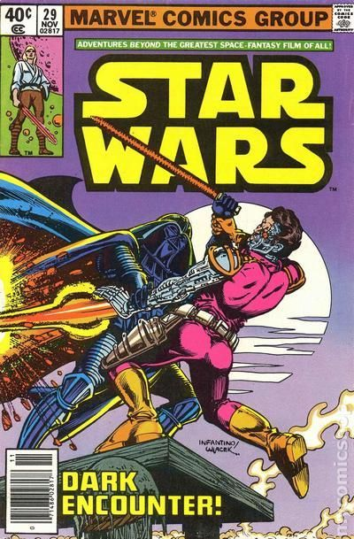 Star Wars Marvel Comics #29