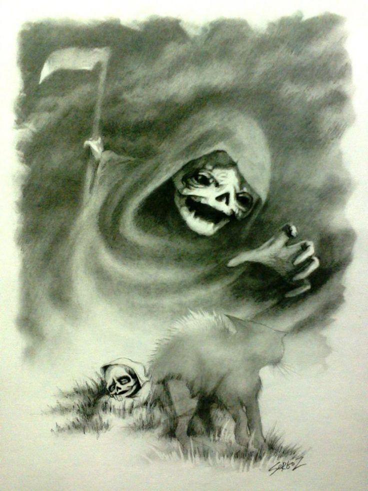 Картинки будни маленькой смерти