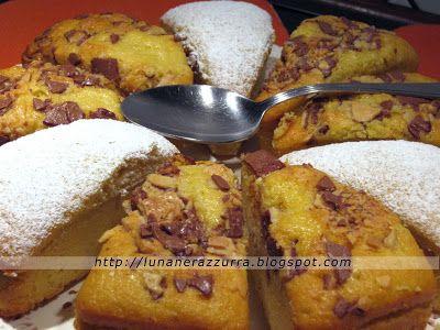I Pasticci di Luna: Ricetta Torta paresse © ovvero la torta dei pigroni, per chi non vuole pesare gli ingredienti nè tagliare la torta