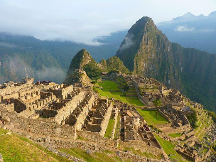 Machu Picchu #Sju #Nya #Underverk #Seven #Wonders #Of #The #World #History #Historia #Travel #Resa #Resmål #Famous #Machu #Picchu #MachuPicchu #Peru #Cusco