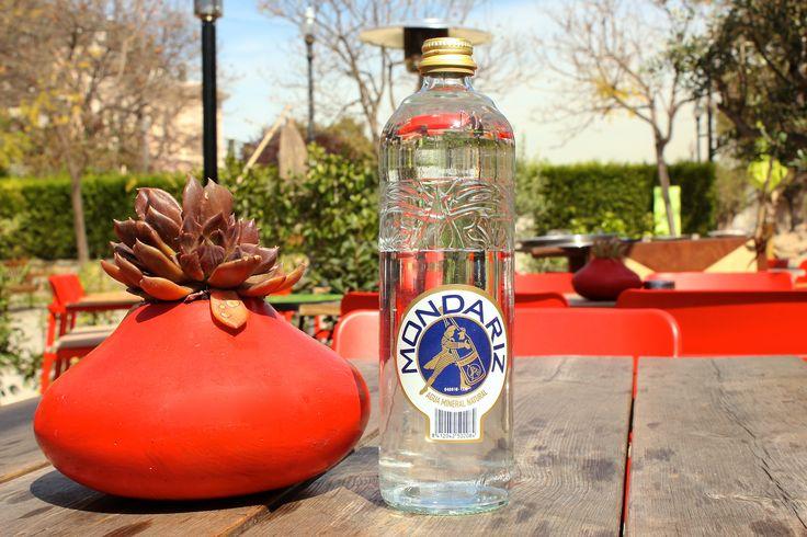 Agua mineral natural Mondariz