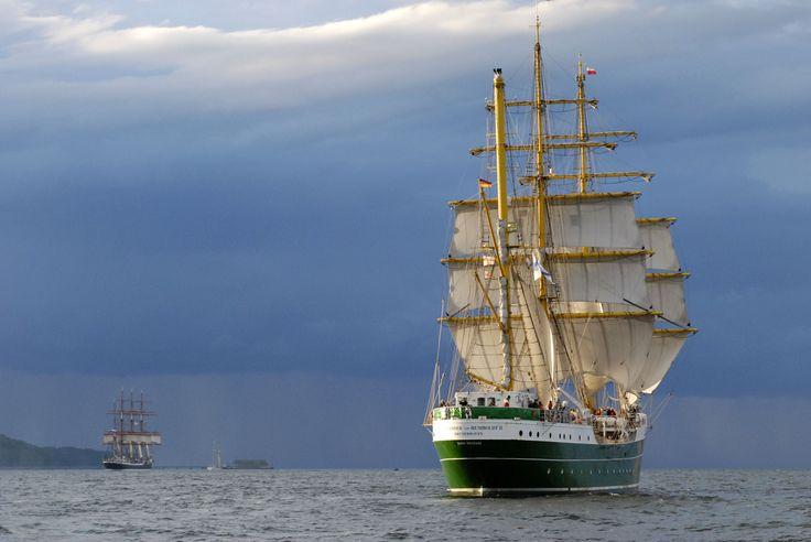Operacja Żagle Gdyni / Operation Gdynia Sails | fot. Krzysztof Romański