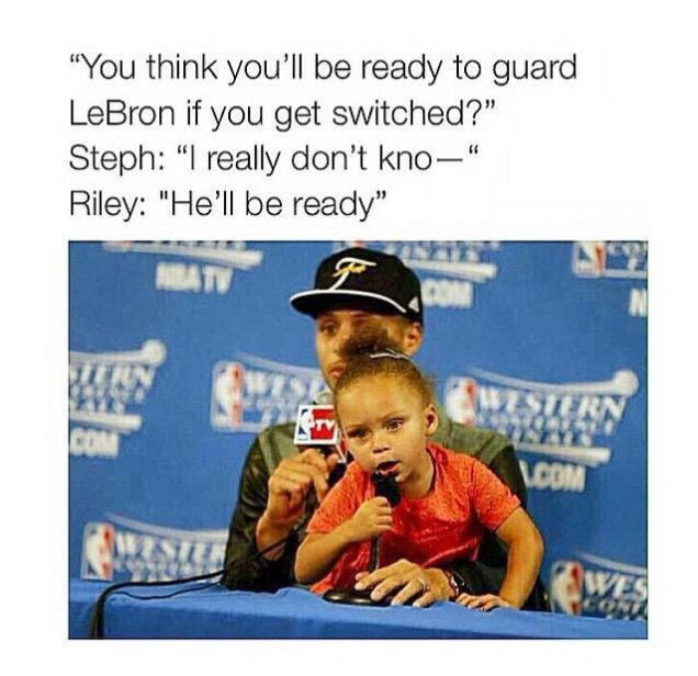 Star Riley Curry Makes Her Dad Feel Like a Winner Every Day
