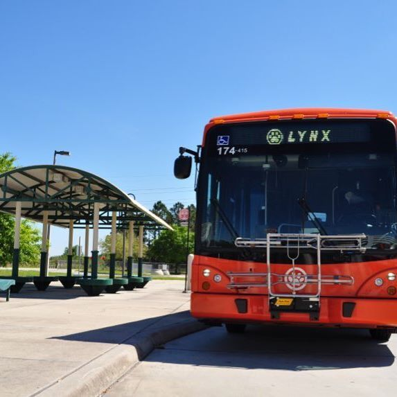 Not a cloud in sight at Destination Parkway SuperStop. Have a fantastic week! #golynx