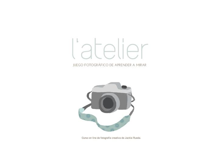 Logo for Atelier Jackie Rueda