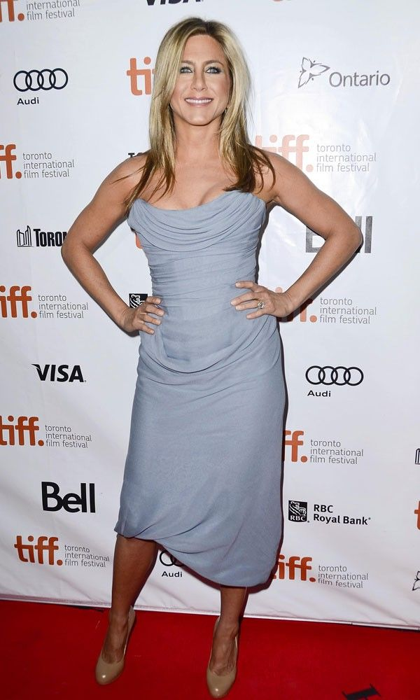 Jennifer Aniston attends Toronto Film Festival