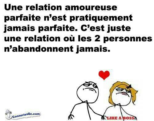 Relation amoureuse