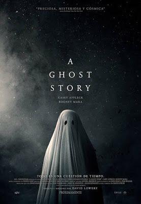 SUDANDO CINE: A Ghost Story (David Lowery, 2017)