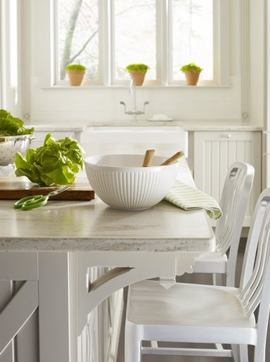 Corian® Shoreline From The Martha Stewart Living™ Collection, Available  Exclusively At The Home