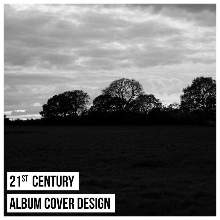 21st Century Album Cover Design  Music, Design, Art, Graphics