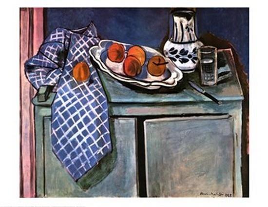 Sideboard Poster Print by Henri Matisse 28 x 22 | eBay