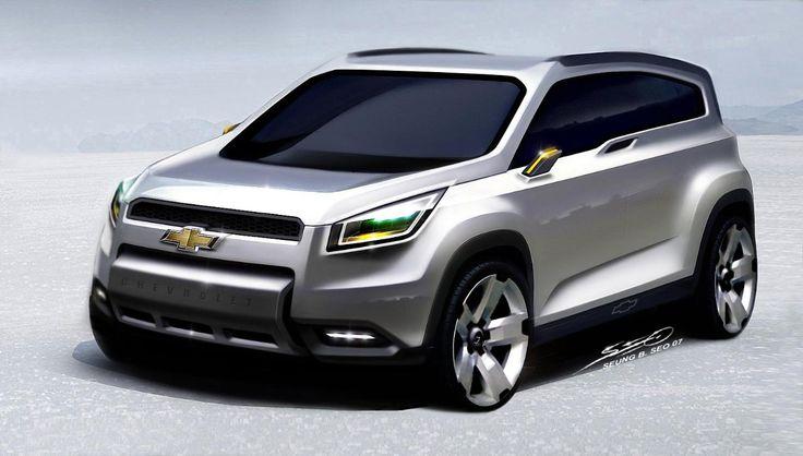 Chevrolet Chevy Orlando Concept