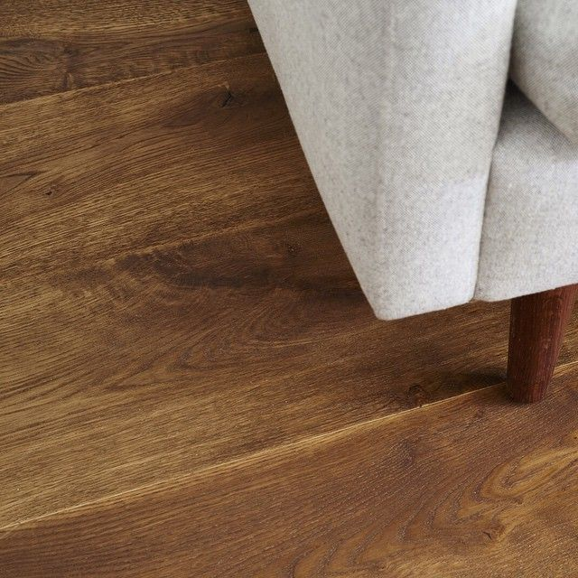 Kustom Timber Double Smoked || French Oak Flooring ||