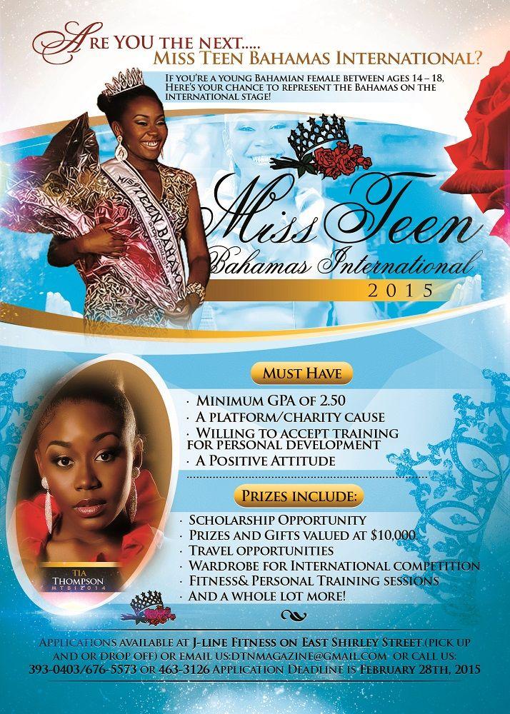 Miss Teen Bahamas Galaxy Read 108
