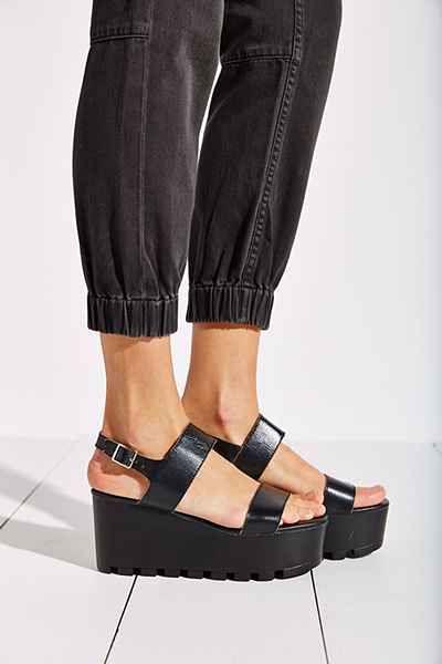 Kelsi Dagger Brooklyn Pietra Platform Wedge Sandal - Urban Outfitters