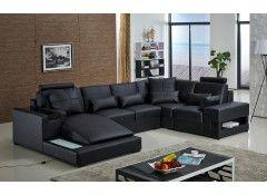 Bond Leather Lounge Set