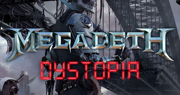 """Çağlar Neçelik, Megadeth'in yeni albümü Dystopia'yı değerlendirdi: """"DİKTATÖRÜN DİSTOPYASI"""" #megadeth #dystopia #davemustaine"""