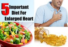 Diet For Enlarged Heart