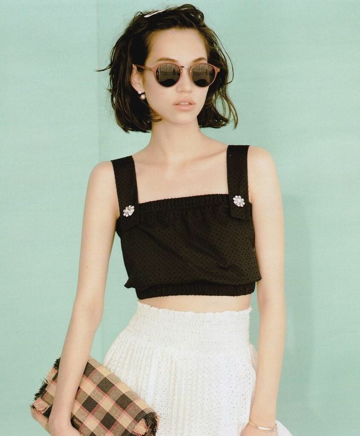 teammizuhara: Kiko Mizuhara on ViVi Magazine May... at #Yellowmenace
