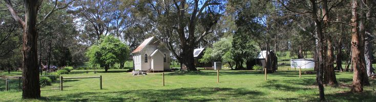 Welcome - The Little Church At Spring Hill