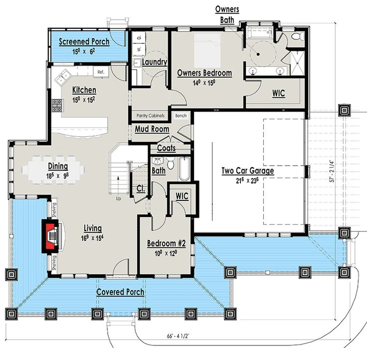 335 best House floorplans images on Pinterest Architecture - fresh blueprint for building a bench