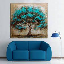Результат Изображение для Деревья в абстрактном стиле живопись