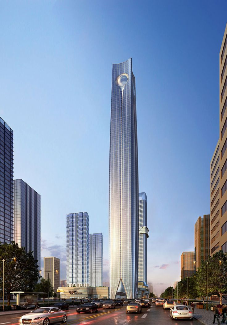 Baoneng Financial Centre, Shenyang, China