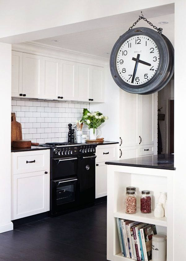Double Faced Clocks For The Kitchen Justforclocks Bedroom Interior DesignBedroom