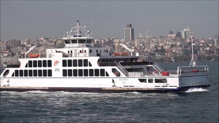 Istanbul: Deniz ve Vapurlar