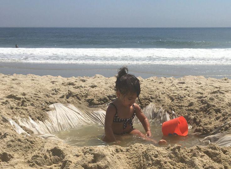 Beach Hack - Beach Baby Pool